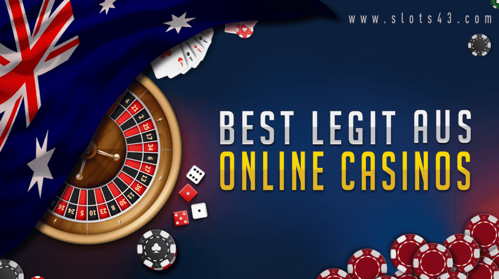 Legal online gambling in Australia
