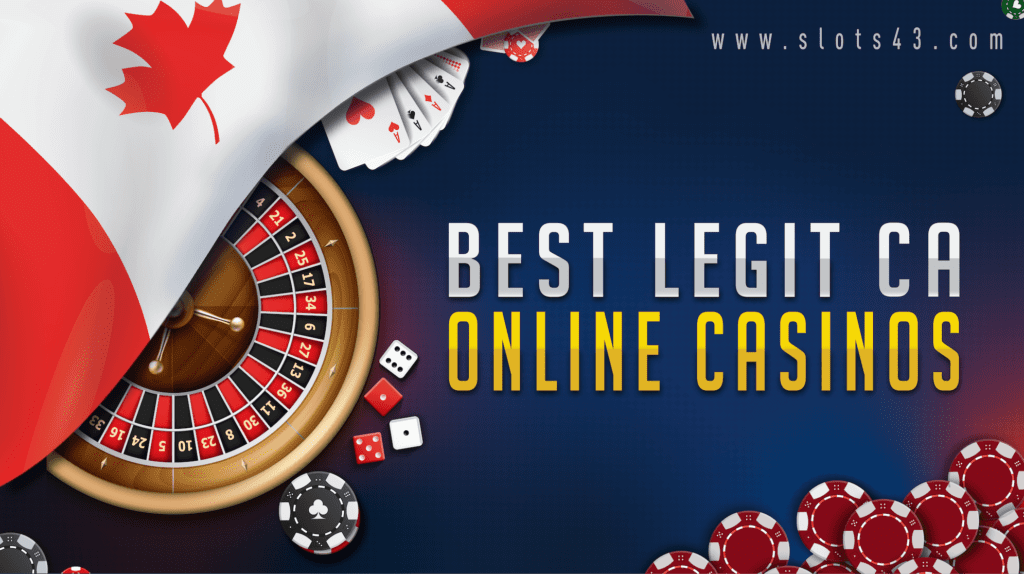 Legal online gambling in Canada
