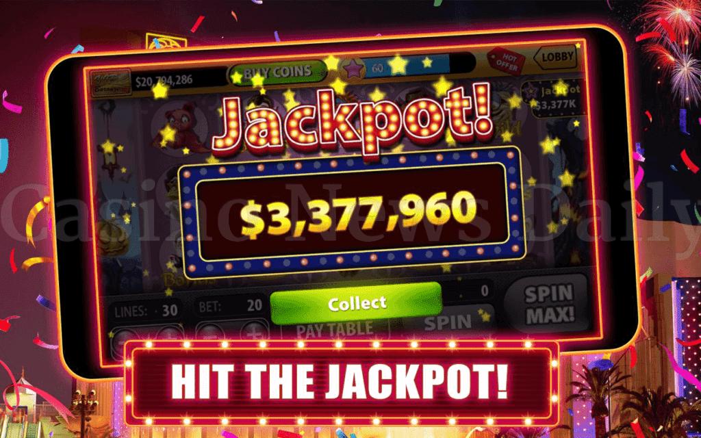Standalone Jackpot Slots