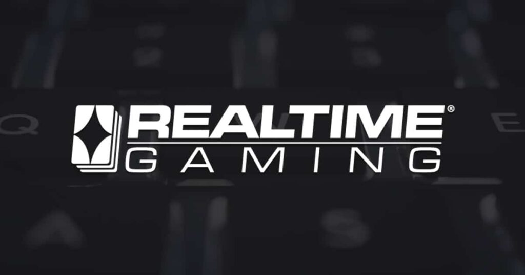 Play online casino games from Realtime Gaming  - RTG