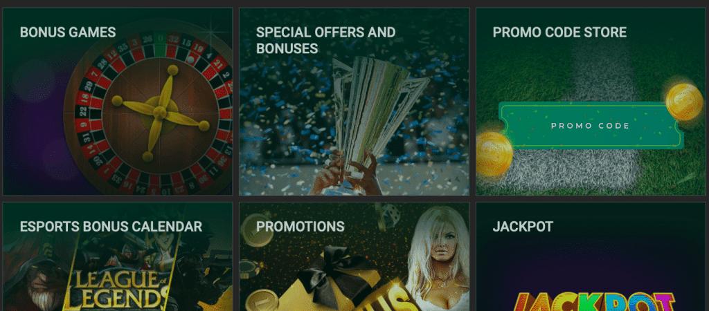 Betwinner bonus offers and codes