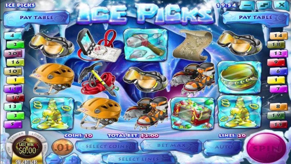 Ice Picks slots game