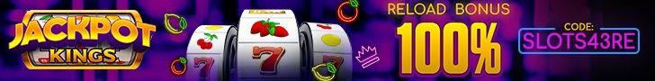 JackpotKings casino code