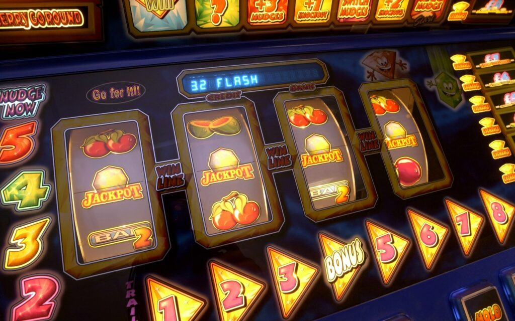 Online casino slots are clear and secure!