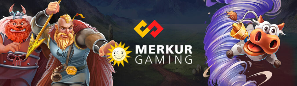 Play online casino games from Merkur
